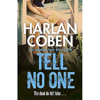 Tell No One by Harlan Coben - 9781409117025 Book