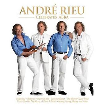 Andre Rieu - feiert Abba deutsche Version/feiert den nahezu [CD] USA import