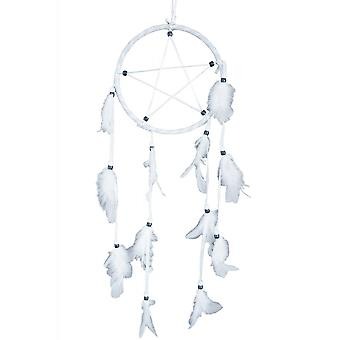 Gotisk Homeware Pentagram Dreamcatcher