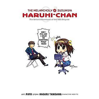 De melancholie van Suzumiya Haruhi-Chan: v. 1