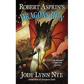 Dragones de Robert Asprin ejecutar