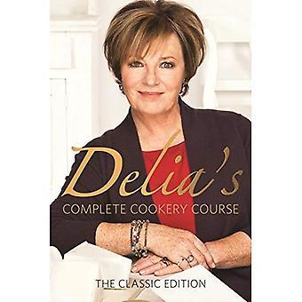 Delias komplett matlagningskurs - Classic Edition: Vol 1-3 i 1v