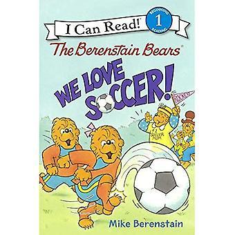 Vi älskar fotboll! (Jag kan läsa!-nivå 1 (kvalitet))