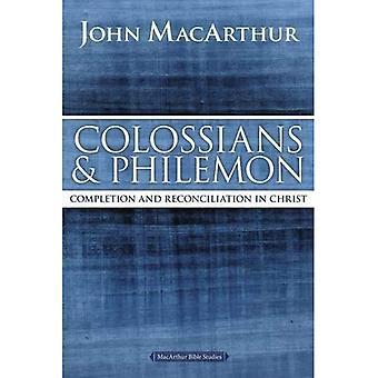 Kolosser und Philemon (MacArthur Bibel-Studien)