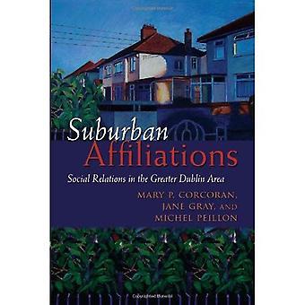 Podmiejskich Współautorzy: Stosunków społecznych w wielkim obszarze Dublinu