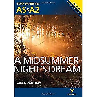 Notas de York AS / A2 sueño de una noche de verano
