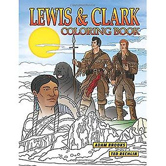 Lewis & Clark Coloring Book