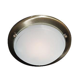 Antyczny mosiądz okrągły kolor światła sufitowe - reflektor 702AB