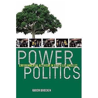 Valtapolitiikka- kirjoittanut Karen Brodkin