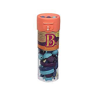 B. jouets beauté pop bijoux artisanat Set - Melon