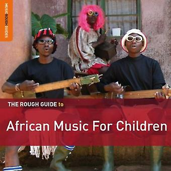 Rough Guide to African Music for Children - Rough Guide to African Music for Children [CD] USA import