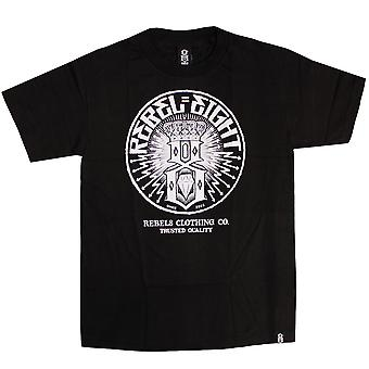 Rebel8 Sewer King T-shirt Black