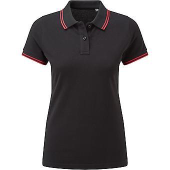 Utendørs Look kvinner klassisk Fit kontrast Polo skjorte