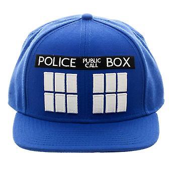 Doktor Wer TARDIS Snapback Cap