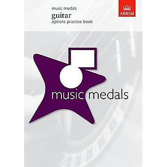 Guitar Options Practice Book - 9781860965142 Book