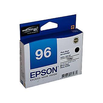 Epson T0961 Photo Black Ink Cart