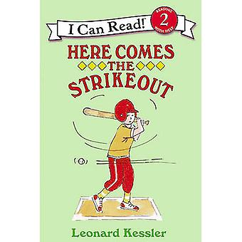 Here Comes the Strikeout by Leonard P Kessler - 9780808593898 Book