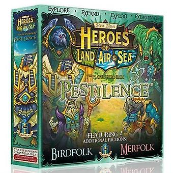Heroes of Land air & Sea Pestilence expansion