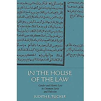 Na casa da lei: gênero e lei islâmica na Síria otomana e Palestina