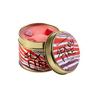 Bomb Cosmetics Tinned Candle - Sex On Fire