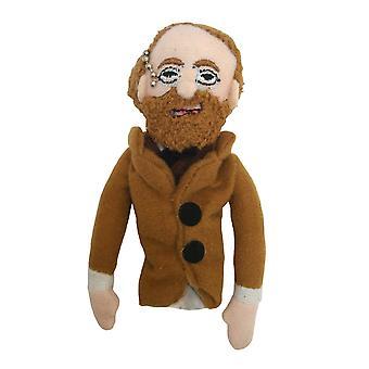 Finger marionet-UPG-Chekhov Soft Doll legetøj gaver licenseret ny 0919