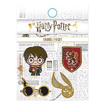 Harry Potter email PIN 4pk