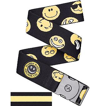 Arcade Adventure Range Web Belt ~ Rambler Smiley Face