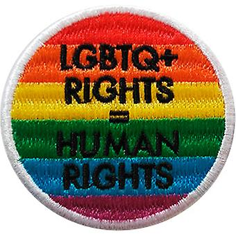 Patch - LGBTQ - Human Rights Icon-On p-jsx-0002