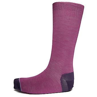 New 1000 Mile Men's Ultimate Lightweight Walking Sock Pink