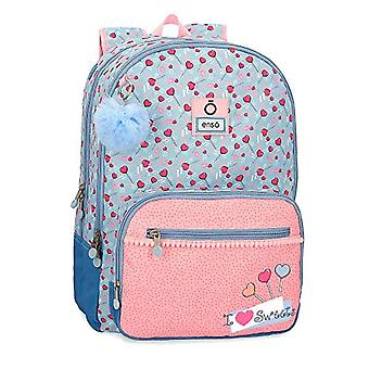 Enso I Love Sweets Backpack 46 centimeters 25.02 Multicolor