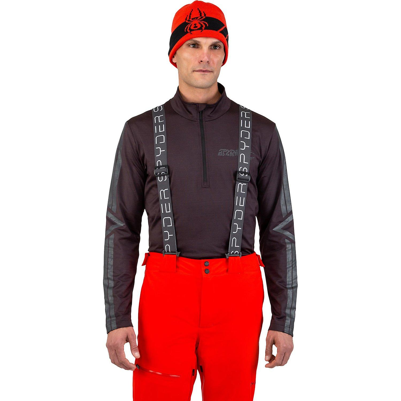 Spyder DARE Herren Gore-Tex PrimaLoft Ski Hose rot