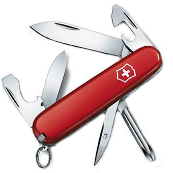 Victorinox Swiss Army Small Tinker Pocket Knife - Rouge