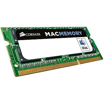 Corsair Mac geheugen 4GB Dual Channel DDR3 SODIMM-geheugen Kit