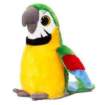 Keel Toys Sparkle Eye Parrot Toy