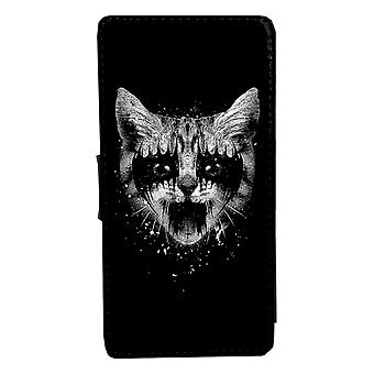 iPhone 7/8 Kiss the The Cat case Shell wallet