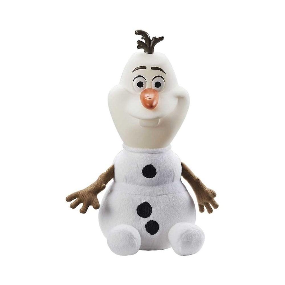 Disney fryst fryst 2 glöd vänner pratar OLAF siffra