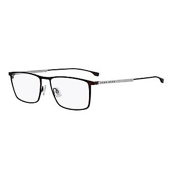 Hugo Boss 0976 4IN Matte Brown Glasses