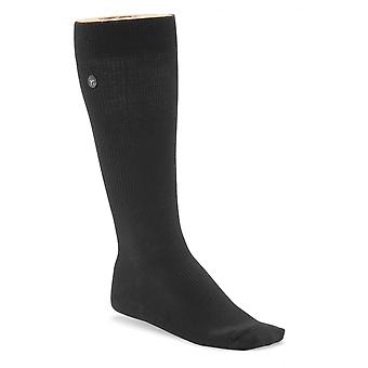 Birkenstock Herren Unterstützung Sohle Socken 1002578 Schwarz