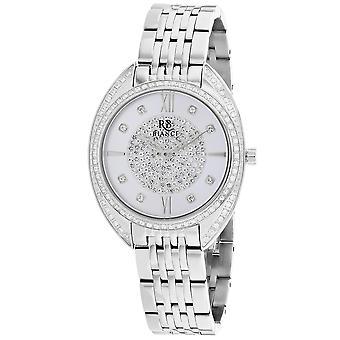 Roberto Bianci Femmes apos;s Aveta Silver Dial Watch - RB0210