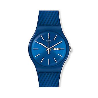 Swatch Bricablue Mens Watch SUON711