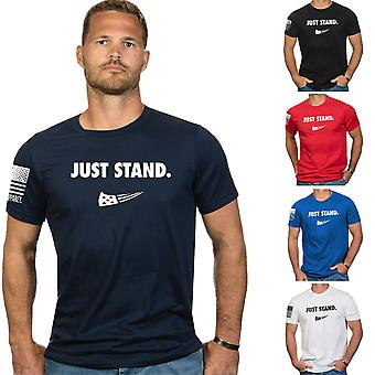 Nine Line Apparel Just Stand Short Sleeve T-Shirt