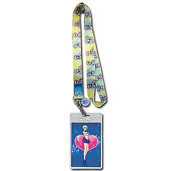 Lanyard - Sailor Moon - Sailor Uranus New Licensed ge37701