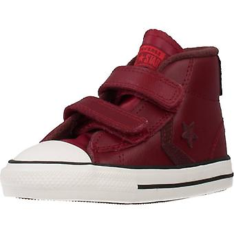 Converse Star Player 2v Mid Color Backalleyb Schuhe
