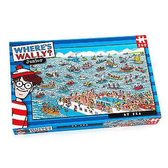 Paul Lamond Where's Wally At sea Puzzle (250-Piece)