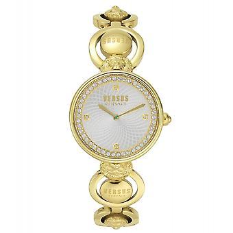 対ヴェルサーチ VSP331818 女性's ビクトリアハーバー腕時計