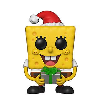 Funko POP Squarepants: Spongebob Xmas Collectible Figure