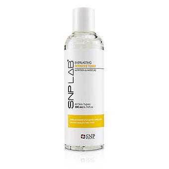 Snp Lab+ Everlasting Intensive Toner - Nutrition & Moisture (for All Skin Types) - 200ml/6.76oz