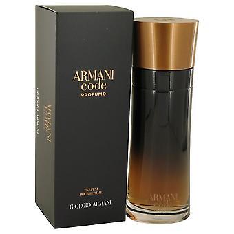 Armani koodi profumo eau de parfum spray giorgio armani 538946 200 ml