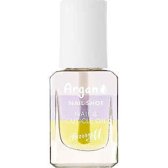 Barry M Nail Shot - Nail & Cuticle Oil - Argan (NS3) 10ml