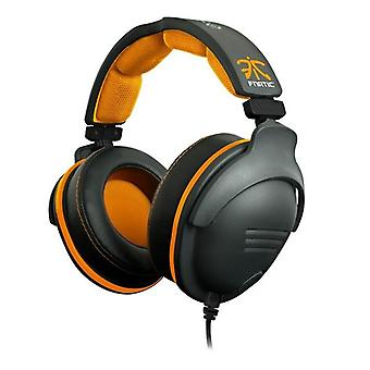 SteelSeries 9H Fnatic Edition USB Headset - Black & Orange